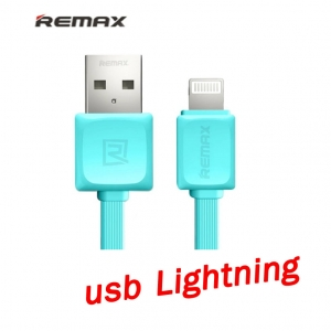 Remax สายชาร์จ Lightning quick charge and data cable for ios