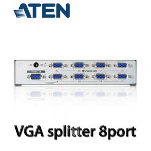 ATEN VGA Splitter 1 คอม ออก 8จอ