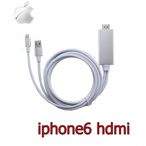 Digital AV Lightning hdmi cable for iphone 5 6 6s 6p 7 7p ios10 2m