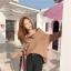 เสื้อผ้าเกาหลีพร้อมส่ง เสื้อทรงปาดไหล่ thumbnail 3