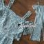 เสื้อผ้าเกาหลีพร้อม่สง จั๊มสูทเว้าไหล่ลุคสาวไฮ thumbnail 6