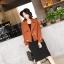 เสื้อผ้าเกาหลีพร้อมส่ง เสื้อเจ็ตเก็ตเกาหลีงานมีซับในทั้งตัวคะสวยสุดๆ thumbnail 11