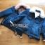 Diana Extra Fur-Collar Denim Jacket thumbnail 8