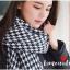 เสื้อผ้าเกาหลีพร้อมส่ง ผ้าพันคอปัก Dior ตัวป้าย แท็ก ทั้งหมดเป็น Dior thumbnail 4