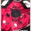 เสื้อผ้าแฟชั่นเกาหลีพร้อมส่ง Jacket (devil)devil สีแดงผ้าซาตินสีแดงสวยมากๆ thumbnail 5