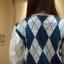เสื้อผ้าเกาหลีพร้อมส่ง งานดีผ้าไม่คันใส่สบาย เหมือนจบจากไฮสคูลที่ บอสตันเลยจ้า thumbnail 6