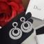 พร้อมส่ง Diamond Earring ต่างหูเพชร CZ แท้ thumbnail 3