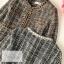 เสื้อคลุมผ้าทวีตชาแนล งานเกรดพรีเมียม thumbnail 4