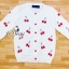 Blossom Cherry Strips Knit Cardigan thumbnail 8