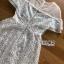 ชุดเดรสเกาหลีพร้อมส่ง มินิเดรสผ้าชีฟองและทูลเลปักเลื่อมสไตล์เจ้าหญิง thumbnail 9