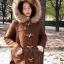 เสื้อผ้าแฟชั่นเกาหลีพร้อมส่ง โอเวอร์โค๊ท ผ้าวูลเนื้อแน่นซับใน thumbnail 1