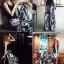 เสื้อผ้าเกาหลีพร้อมส่ง กางเกงทรงสวยคะ แบบกระโปรงใส่พริ้วเบา thumbnail 1