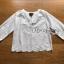 เสื้อผ้าแฟชั่นเกาหลีพร้อมส่ง เสื้อคอตตอนฉลุลายสไตล์วินเทจ thumbnail 12
