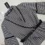 เสื้อผ้าเกาหลีพร้อมส่ง เสื้อ+เข็มขัด เสื้อสก้อตแขนยาว thumbnail 3