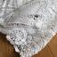เสื้อผ้าเกาหลี พร้อมส่งเชิ้ตเดรสลูกไม้ตกแต่งคอตตอนสีขาวสไตล์ลำลอง thumbnail 14