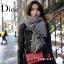 เสื้อผ้าเกาหลีพร้อมส่ง ผ้าพันคอปัก Dior ตัวป้าย แท็ก ทั้งหมดเป็น Dior thumbnail 1