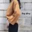 เสื้อผ้าเกาหลีพร้อมส่ง Smooch Sweater เสื้อไหมพรมแขนยาว thumbnail 8
