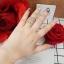 Diamond Ring แหวนเพชร CZ แท้ thumbnail 4