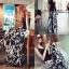 เสื้อผ้าเกาหลีพร้อมส่ง กางเกงทรงสวยคะ แบบกระโปรงใส่พริ้วเบา thumbnail 2