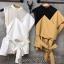 เสื้อผ้าเกาหลีพร้อมส่ง เสื้อแบรนด์ดัง veladebangkok ดาราเซเลปดังใส่ thumbnail 7