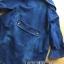เสื้อผ้าแฟชั่นเกาหลีพร้อมส่ง โค้ตเดรสผ้าเดนิมประดับกระดุมสองแถวตกแต่งซิป thumbnail 9