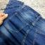 กางเกงยีนส์ ขายาว ทรงเดป ฟอกสวย thumbnail 5