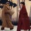เสื้อผ้าเกาหลีพร้อมส่ง โอเวอร์โค๊ต ผ้าขนแกะเทียม อลังสุดๆ thumbnail 8