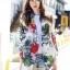 เสื้อผ้าแฟชั่นเกาหลีพร้อมส่ง เสื้อเบรเซอร์ แขนยาวแต่งคอปกมี 3 สี thumbnail 10