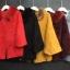 เสื้อผ้าเกาหลีพร้อมสง่ เสื้อคลุมขนมิ้ง น่ารักฟรุ้งฟริ้งเป็นที่สุด thumbnail 4