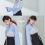 เสื้อผ้าเกาหลีพร้อมส่ง เสื้อทรงเชิ้ทดีไซน์เก๋ๆ thumbnail 3