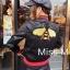 เสื้อผ้าเกาหลีพร้อมส่ง เสื้อหนังปักผึ้ง Gucci ปักสวย thumbnail 2