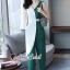 เสื้อผ้าแฟชั่นเกาหลีพร้อมส่ง สวยเก๋ดูมีคลาสด้วยทรงจั้มสูทกางเกงขายาว thumbnail 6