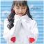 เสื้อผ้าเกาหลีพร้อส่ง เสื้อกันหนาวมีฮู้ด แต่งรูปหัวใจตรงแขน2ข้าง thumbnail 7