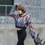 เสื้อผ้าเกาหลีพร้อมส่ง เสื้อหนาวไหมพรมสีสันสดใส ผ้านิ่มใส่สบายไม่ระคายเคืองผิว thumbnail 4