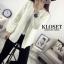 เสื้อผ้าแฟชั่นเกาหลีพร้อมส่ง เสื้อคลุมคาดิแกน (เสื้อสเวตเตอร์ถัก) thumbnail 1