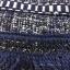 เสื้อผ้าแฟชั่นเกาหลีพร้อมส่ง เสื้อคลุมผ้าทวีดสุดฮิต ซิกเนเจอร์ของความไฮเอนด์ thumbnail 5
