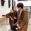 เสื้อผ้าแฟชั่นเกาหลีพร้อมส่ง โอเวอร์โค๊ท ผ้าวูลเนื้อแน่นซับใน thumbnail 13