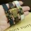 พร้อมส่ง Louis Vuitton leather bangle thumbnail 1