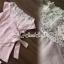 เสื้อผ้าเกาหลีพร้อมส่ง T-Shirt Lace Sweet Pastel Set thumbnail 9
