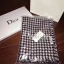 เสื้อผ้าเกาหลีพร้อมส่ง ผ้าพันคอปัก Dior ตัวป้าย แท็ก ทั้งหมดเป็น Dior thumbnail 6