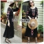 Fiona Easy Bohemian Style Embroidered Long Dress thumbnail 5
