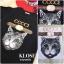 T-Shirt Dresses Gucci ลายแมว thumbnail 7