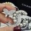 พร้อมส่ง เข็มกลัด Chanel งานเพชร CZงานฝังสวยมากกกก thumbnail 2
