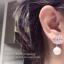 Chanel Earring งานต่างหูชาแนล thumbnail 4