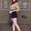 เสื้อผ้าเกาหลีพร้อมส่ง เสื้อคอปีนแขนยาวทรงสวย thumbnail 15