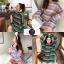เสื้อผ้าเกาหลีพร้อมส่ง เสื้อไหมพรมแขนยาว โทนสีพาสเทล thumbnail 5