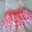 ( พร้อมส่ง) ชุดเซ็ทเสื้อกระโปรงค่ะ ผ้าpolyesterซีทรู เสื้อดีเทลตัดต่อปกผ้าไหมสีสด กระโปรงพิมพ์ลายลวดลายสีสันชัดเจนค่ะ ลุคสดใส น่ารัก mix&match ได้หลายสไตล์ มีซับในพร้อมนะคะ thumbnail 9