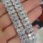 Diamond Bracelet สร้อยข้อมือเพชร 2 แถว thumbnail 1