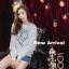 เสื้อผ้าเกาหลีพ้อมส่งเสื้อจั๊มเปอร์ลาย CC thumbnail 7