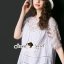 เสื้อผ้าเกาหลีพร้อมส่ง Korea Shirts Lace Chic Chic thumbnail 8